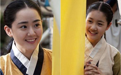<p> Tạo hình hồi nhỏ của nhân vật Jung Yi do Jin Ji Hee thủ vai nhận được nhiều lời khen ngợi từ người hâm mộ. Jin Ji Hee và Moon Geun Young nhìn thật tươi tắn, xinh đẹp. Đây cũng là nhân vật chính trong phim. Yung Ji là nữ nghệ nhân làm gốm nổi tiếng của lịch sử Hàn Quốc, với cuộc đời thăng trầm đầy sóng gió. Cả hai nhân vật vào vai Jung Yi đều rất nổi tiếng. Moon Geun Young là em gái quốc dân còn Ji Hee từng đóng rất nhiều các bộ phim tên tuổi. Một trong số đó là<em> High Kick 2</em>, <em>Moon, Sun</em>và <em>Queen In Soo.</em></p>