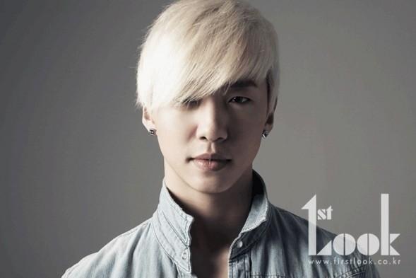 <p> Bang Yong Guk của B.A.P</p>