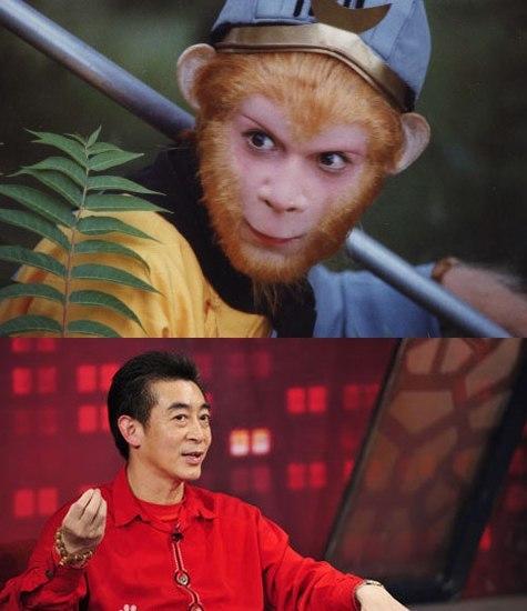 """<div> """"Tôn Ngộ Không"""" Lục Tiểu Linh Đồng có tên khai sinh là Chương Kim Lai.</div> <div> </div>"""