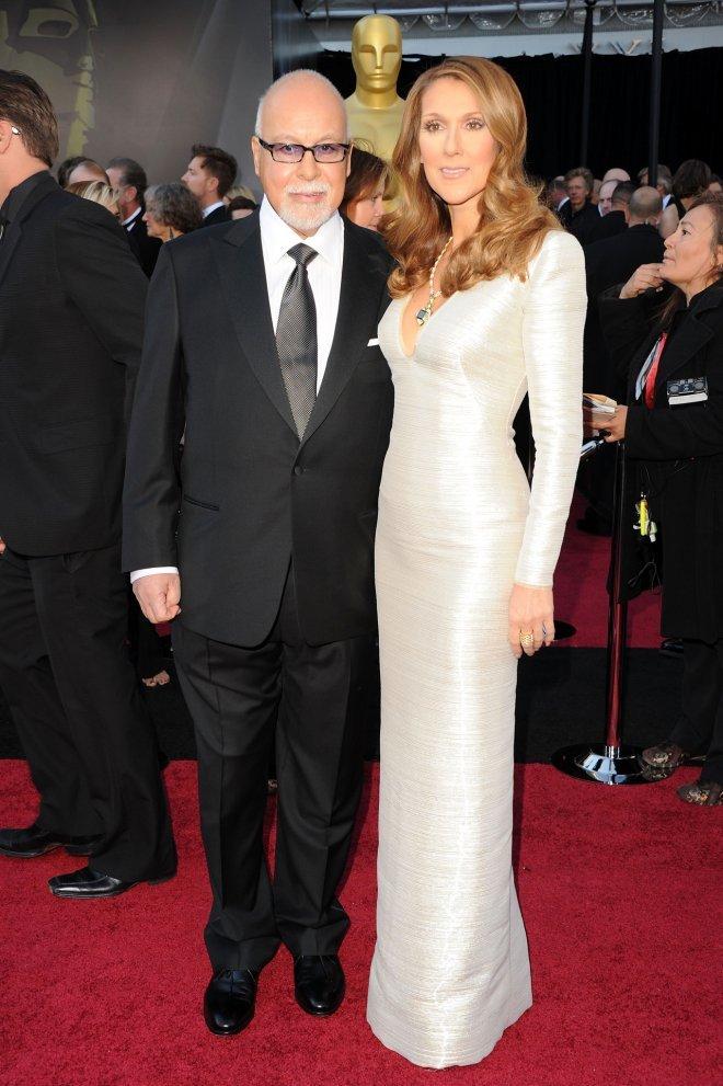 <p> Celine Dion và René Angélil gặp nhau lần đầu khi Celine 12 tuổi và René 38 tuổi. Họ hẹn hò nhau lần đầu khi Celine 19 và kết hôn năm 1994. Tuy chênh 26 tuổi nhưng cặp ca sĩ - quản lý vẫn chung sống êm đềm với 3 người con.</p>