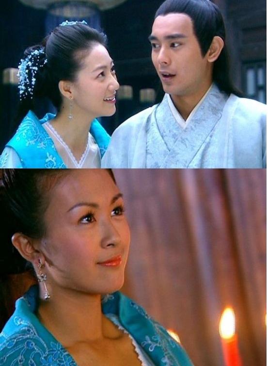 <p> Hai nhân vật Khương Thiên Thiên và Tiểu Tạ (Đường Ninh đóng) trong <em>Tân Liêu Trai chí dị</em>.</p>