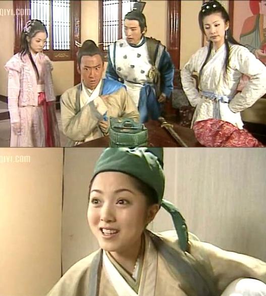 <p> <em>Thời niên thiếu của Bao Thanh Thiên</em>: Bao Chửng và Bàng Phi Yến mặc chung đồ.</p>