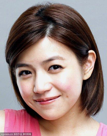 """<p> Gương mặt tròn bầu bĩnh đáng yêu của Trần Nghiên Hy góp công lớn giúp chị trở thành """"nữ thần"""" trong lòng các chàng trai sau <em>You're the apple of my eye</em>.</p>"""