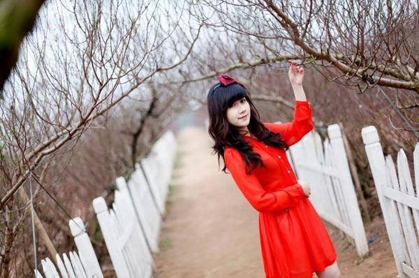 <p> Hương Kyn tự nhận mình không phải là hot girl, mà chỉ là một nữ sinh được nhiều bạn bè yêu mến.</p>