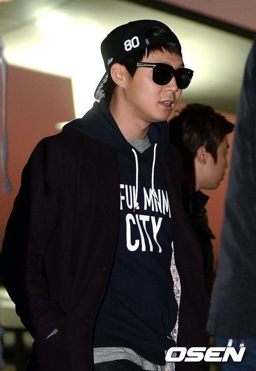 JYJ đã lên đường đến Hà Nội