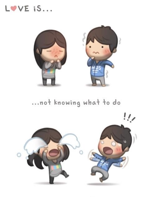 <p> Đôi khi bạn cũng không biết làm gì.</p>