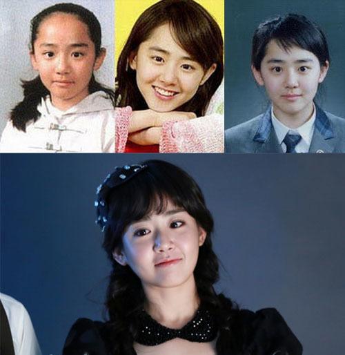 <p> Em gái quốc dân Moon Geun Young nổi tiếng xinh đẹp mà không cần dao kéo.</p>