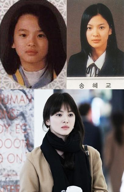 <p> Song Hye Kyo - một trong những ngọc nữ của điện ảnh Hàn sở hữu nhan sắc đẹp tự nhiên.</p>