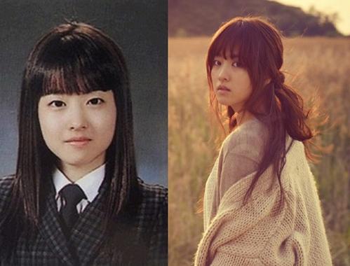 <p> Nàng thơ của Người Sói Song Joong Ki - Park Bo Young.</p>