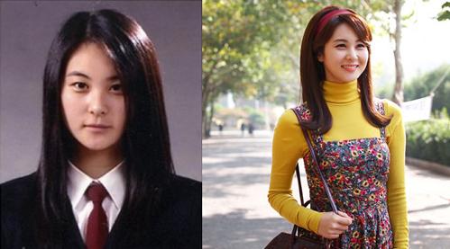 <p> Diễn viên xinh đẹp Son Eun Seo của<em> Love Rain, May Queen, Her Legend...</em></p>