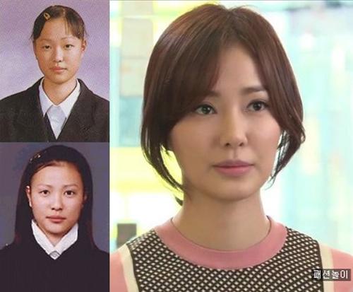 <p> Son Tae Young hồi chưa là hoa hậu và hiện tại khác nhau một trời một vực.</p>