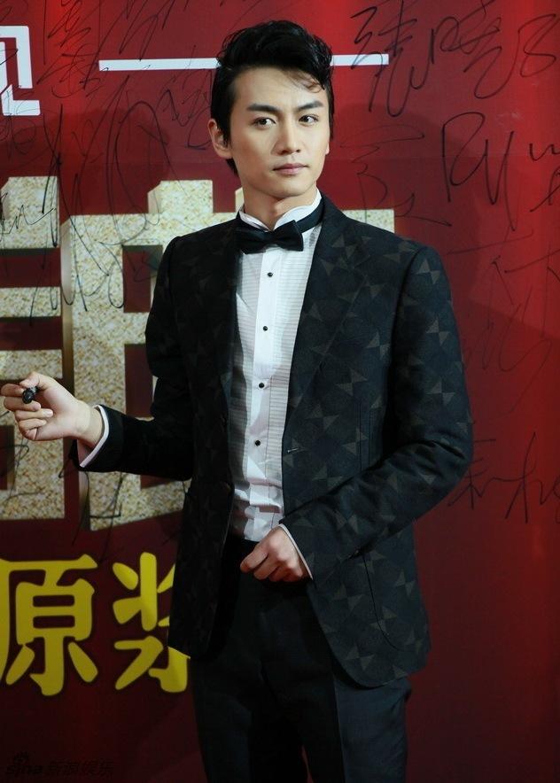 <p> Trần Hiểu - sao nam trẻ tuổi nổi bật của năm 2013.</p>