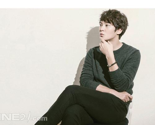 <p> 2013 cũng là năm may mắn với chàng diễn viên tài năng Joo Won.</p>