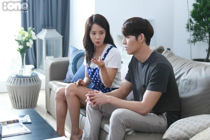 <p> Hai diễn viên nổi tiếng xứ kim chi có mặt tại TP HCM trong 2 ngày 18 và 19/9 thực hiện phim ngắn cùng Ngọc Thảo và 2 bạn fan may mắn vượt qua cuộc thi <em>Đóng phim cùng thần tượng.</em></p>