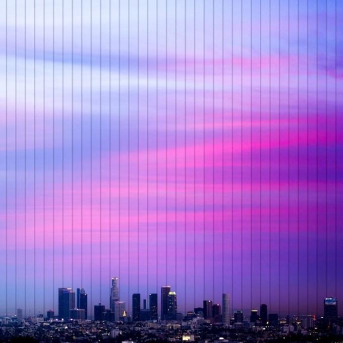 """<p class=""""Normal""""> Ba phút chạng vạng ở Los Angeles.</p>"""