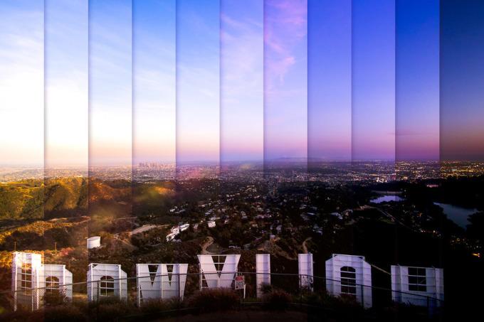 <p> 11 hình ảnh Hollywood trong một tiếng 15 phút.</p>