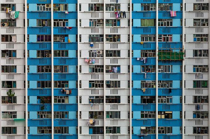 <p> Tòa Ping Shek ở Wong Tai Sin.</p>