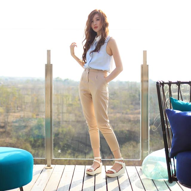 <p> Jessica thường thích phong cách có phần mạnh mẽ, năng động hơn.</p>