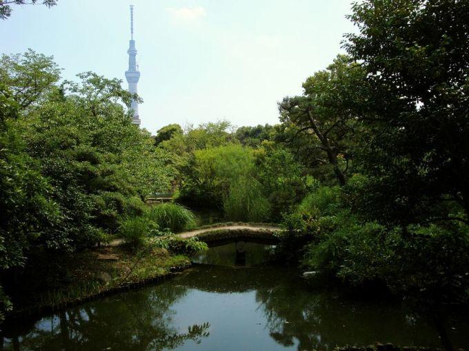 """<p class=""""Normal""""> Vườn hoa Mukōjima-Hyakkaen ở Tokyo được xây dựng từ những năm 1800 với hàng trăm loài hoa nở suốt bốn mùa.</p>"""
