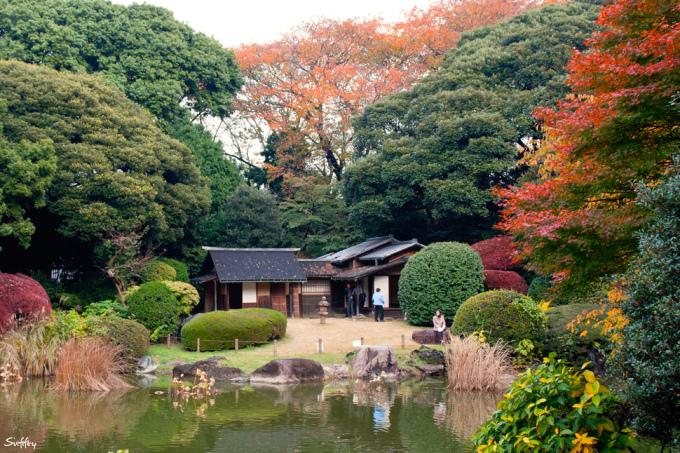 <p> Bảo tàng quốc gia Tokyo lâu đời nhất Nhật Bản có cảnh sắc đẹp mê hồn.</p>