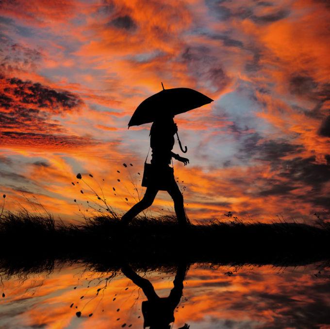 Thế giới tưởng tượng đẹp khó tin trong loạt ảnh photoshop