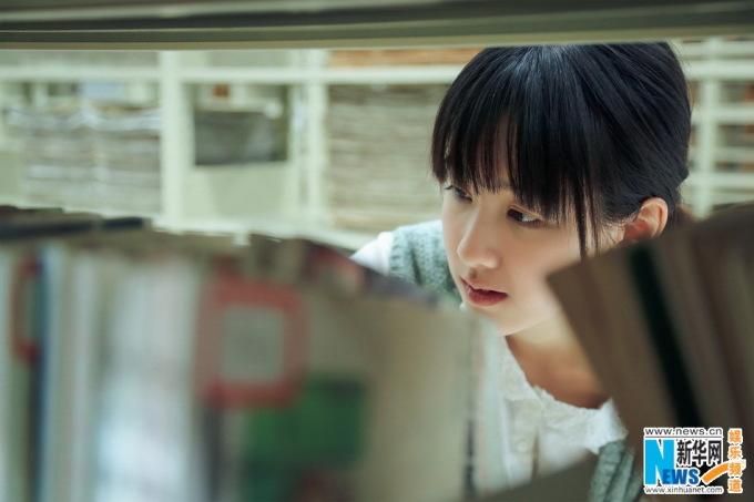 """<p class=""""Normal""""> Nữ sinh ngành kỹ thuật Trần Đô Linh có khí chất và vẻ đẹp trong sáng, rất phù hợp với nhân vật Lý Nhĩ (Tiểu Nhĩ Đóa) trong truyện.</p>"""