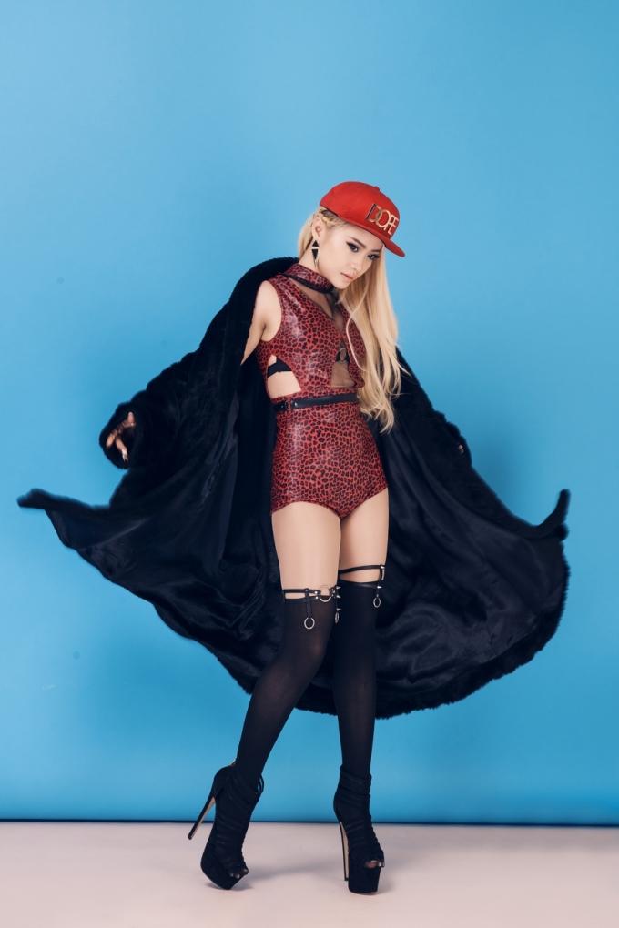 """<p class=""""Normal""""> Chia sẻ về định hướng sắp tới, Mi-A mong muốn gắn bó với dòng nhạc dance, EDM và phát huy tối đa thế mạnh vũ đạo.</p>"""