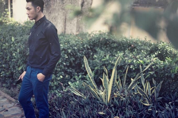 """<p class=""""Normal""""> Thực hiện: Thiên Lam,<span>Photo: Dương Rkudo,</span><span>Makeup: Viễn Dương, Trang phục: NTK Trương Minh Nghĩa.</span></p>"""