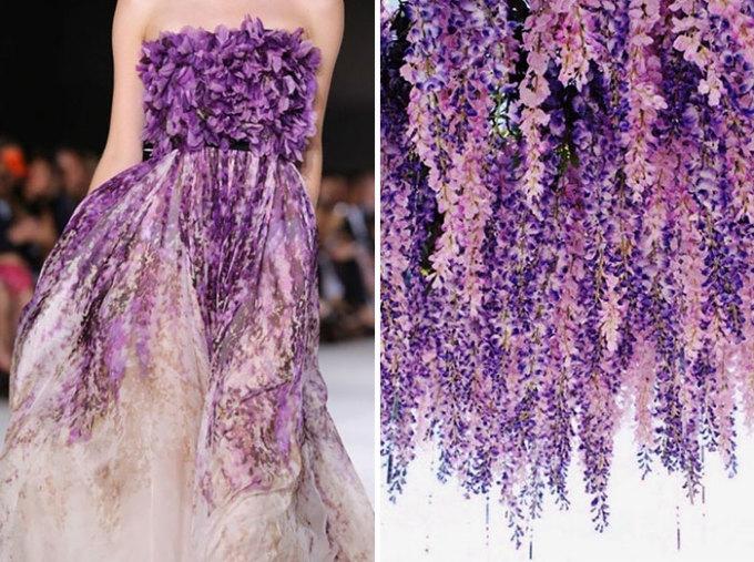 <p> Ai chẳng muốn mặc chiếc váy kiêu kỳ sanh chảnh, mang vẻ đẹp mê hồn của hoa Tử Đằng này đúng không? Thiết kế củaGiambattista Valli thực sự làm hài lòng bất kỳ cô nàng điệu đà nào.</p>