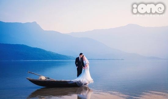 Ảnh cưới lung linh tại Đà Nẵng - Hội An - Huế của cặp đôi Trà Vinh
