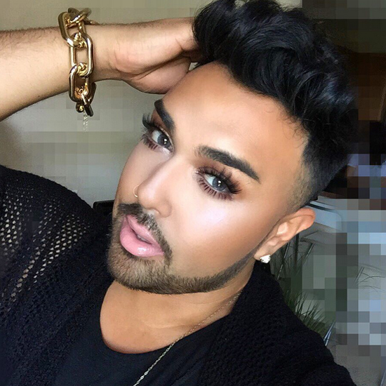 <p> 3. Anh chàng có khuôn mặt đẹp như Hoa hậu này làAngel Marino. Trang InstagramMac_daddyy của anh ấy sắp đạt con số 900.000 người follow.</p>