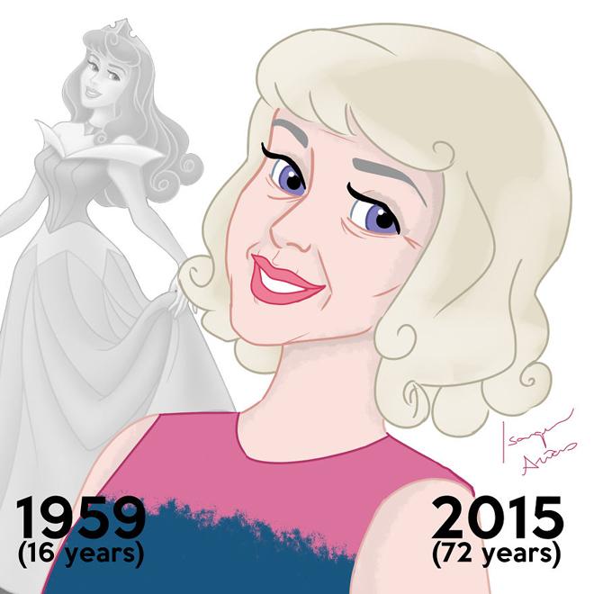 <p> Aurora đã 72 tuổi rồi.</p>