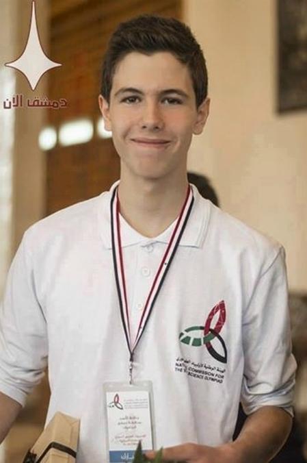 Hafez Bashar al-Assad, con trai tổng thống Syria.