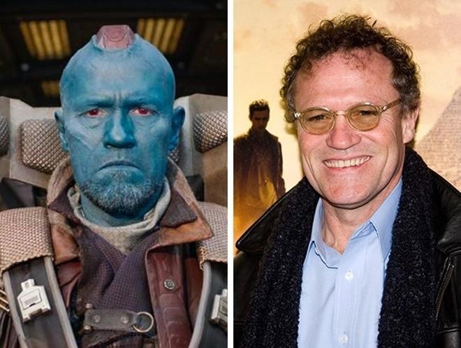 <p> Michael Rooker -Yondu Udonta phim <em>Guardians of the Galaxy</em></p>