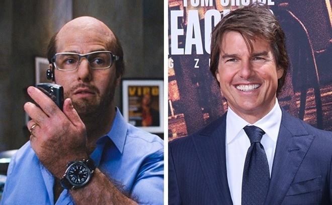 <p> Tom Cruise - Les Grossman phim <em>Tropic Thunder</em></p>
