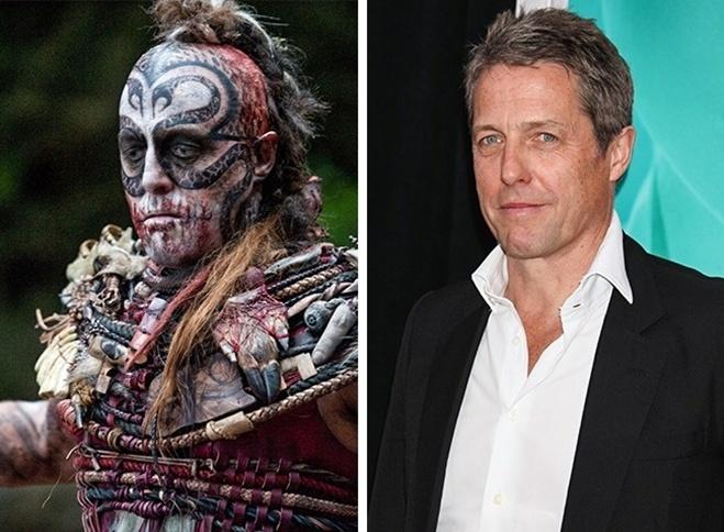 <p> Hugh Grant - Kona Chief phim <em>Cloud Atlas</em></p>