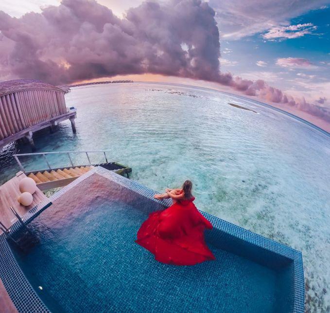 <p> Finolhu, Maldives.</p>