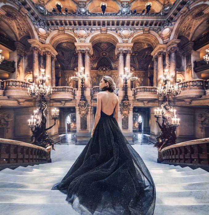 <p> Nhà hát Opéra De Paris hay Palais Garnier, Paris, Pháp.</p>