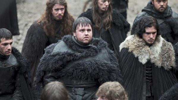 Các thành viên của Night Watch trong Game of Thrones được mặc trang phục làm từ... thảm trải sàn của IKEA.