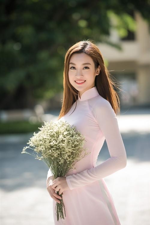 <p> Mỹ Linh cũng tâm huyết với một dự án cộng đồng, hy vọng ghi điểm tại đấu trường sắc đẹp sắp tới.</p>