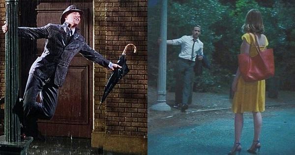 Singing in the Rain và La La Land.