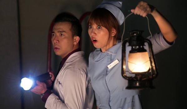 Bệnh viện ma của Trấn Thành và Hari Won bị nhận xét là hổ lốn.