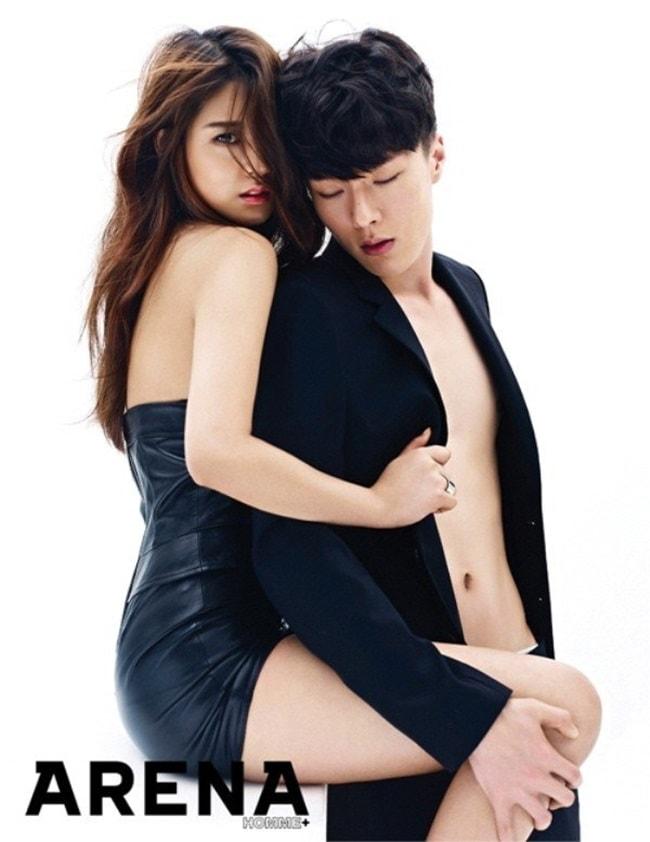 top 9 bo hinh tap chi ho bao gay tranh cai cua than tuong han quoc hinh anh 5