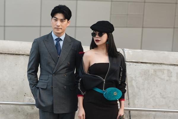 tra-ngoc-hang-tinh-tu-voi-dien-vien-k2-tai-seoul-fashion-week-4