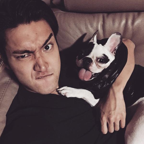 Chó của gia đình Si Won cắn chết người.