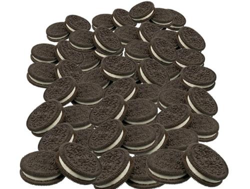 Chẳng ai nỡ từ chối chiếc bánh quy kem ngon lành cả