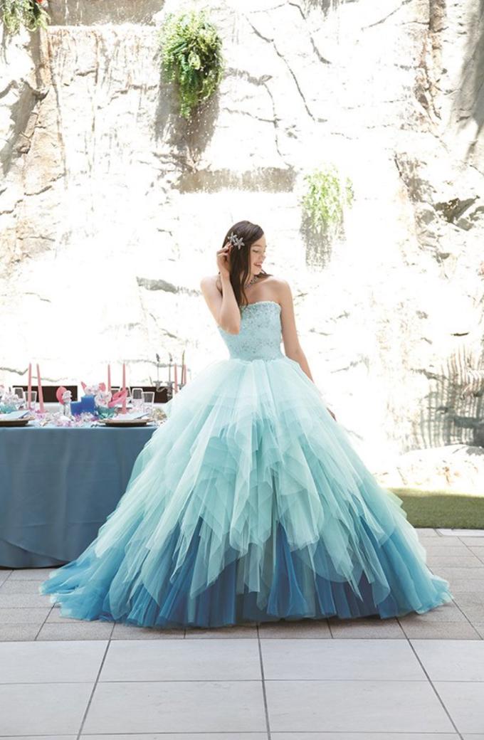 Những bộ váy cưới lộng lẫy mang phong cách Disney