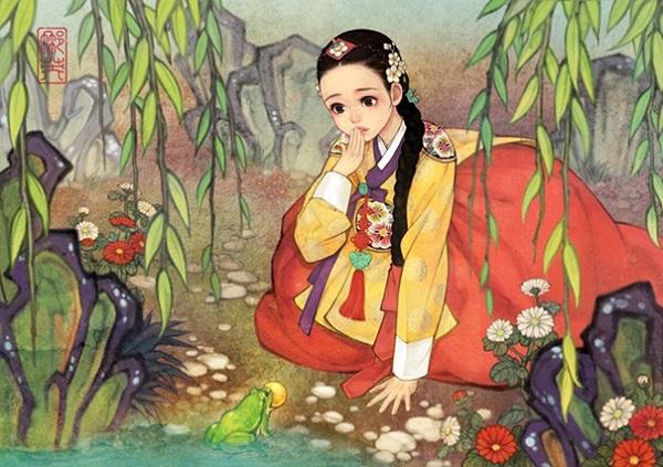 khi-cac-nang-cong-chua-disney-xuyen-khong-ve-han-quoc-thoi-co-dai-4