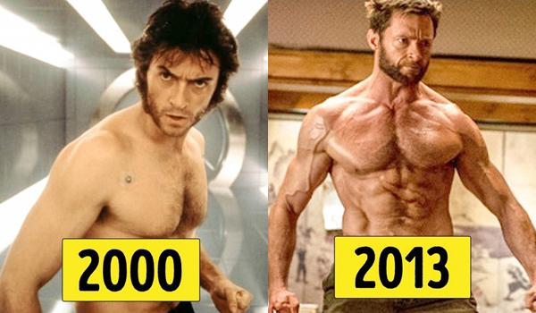 Sự thay đổi của những người hùng màn ảnh trong phim remake