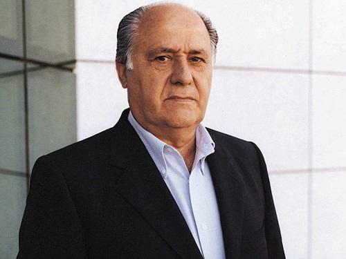 Amancio Ortega cung Bạch Dương.